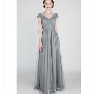 Tulle and Chantilly bridesmaid dress SKU#TBQP420